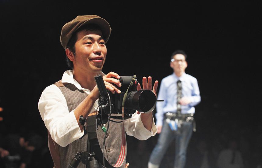 カメラマン ニライ